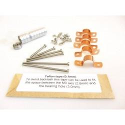 5 pieces of hinge bearings...