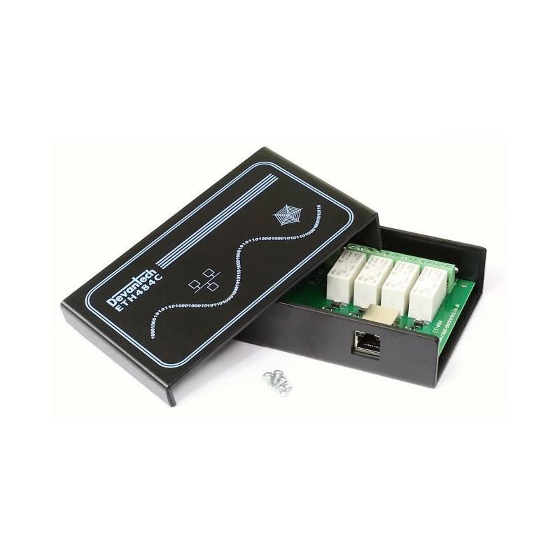 ETH484C - Caixa para placa ETH484