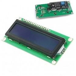16x2 i2c LCD module