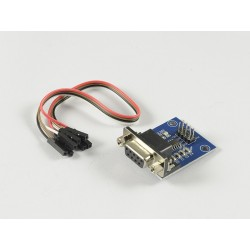 RS232 to TTL db9 connector