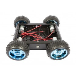 Metal Smart Car Chassis w/...