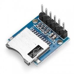 microSD card module 3.3V SPI