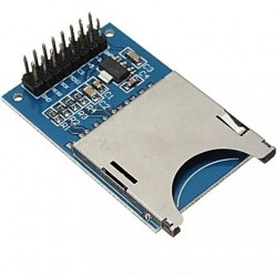 SD card module for Funduino