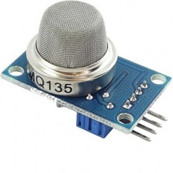 MQ-135 Gas Sensor - Funduino
