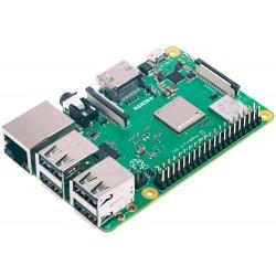 Raspberry Pi 3 Model B+, BCM2837B0
