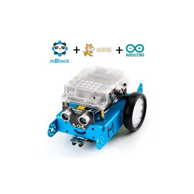 Robô  mBot v1.1-  Blue (versão Bluetooth)