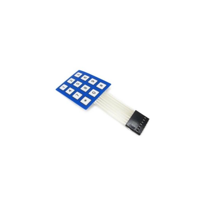 KEYPAD - teclado de matriz 3x4 pequeno
