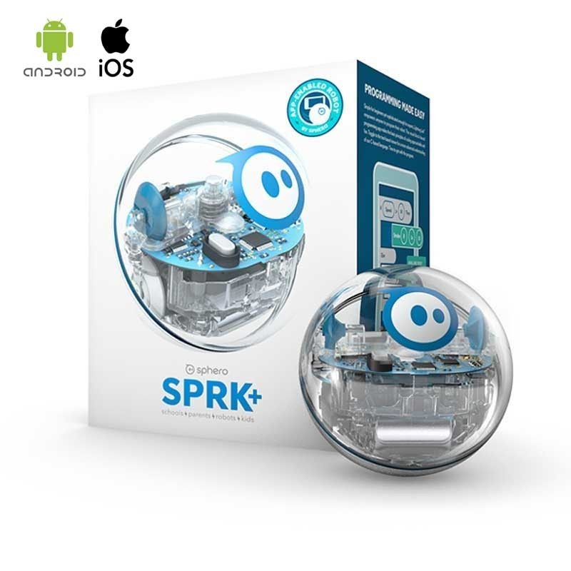Sphero SPRK+ Bluetooth Smartphone Robotic Ball