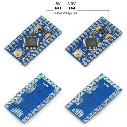 Arduino Pro Mini 5V 16MHz MEGA328P (COMPATIBLE)