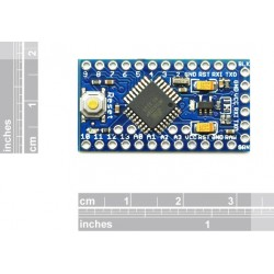 Arduino Pro Mini 5V 16MHz MEGA328P (COMPATÍVEL)