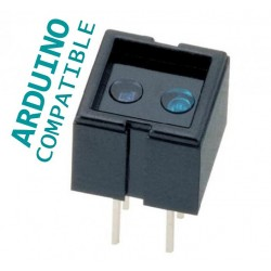 Sensor Óptico Reflectivo - CNY70