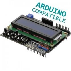 LCD Shield para Arduino - DFR0009