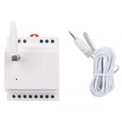 DIN-RAIL GSM CONTROL MODULE...