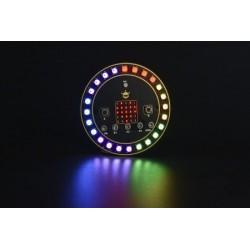Anel de LEDs RGB para...