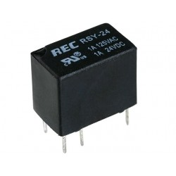Electromagnetic Relay SPDT...