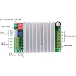 Step Motor Driver 4,5A -...