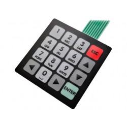 Membrane Keypad 4x4 16 keys...