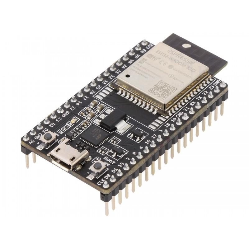 ESP32-DEVKITC Development kit - ESPRESSIF