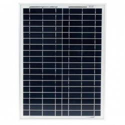 Painel Solar 20W (MPPT 18V)...