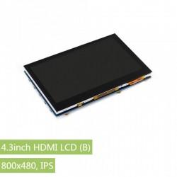 4.3inch HDMI LCD (B),...