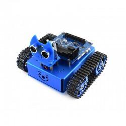 KitiBot tracked robot...
