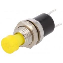 Botão de pressão SPST-NO 1A/250VAC