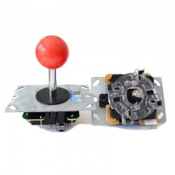 ARCADE Joystick Red Ball 5...