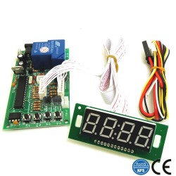 Timer Controller Board for...