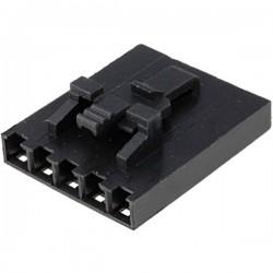 Plug NCDG 2.54mm c / brake - 5 pins