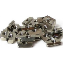 25 pieces T-slot nuts for...