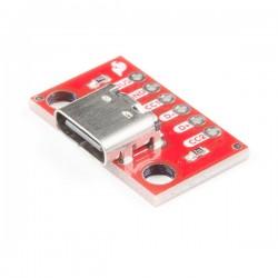 PCB adaptador USB-C