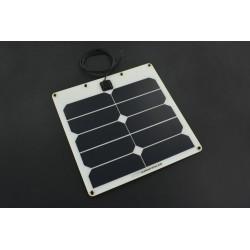 Painel Solar semi-flexível...