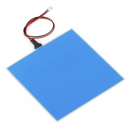 EL PANEL Azul 10x10cm