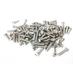 100 pieces, M3, 12mm,...