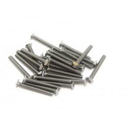 25 pieces, M3, 25mm,...