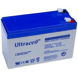 Bateria Gel UCG 12V 7,2Ah...