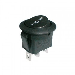 Rocker switch 3pos...