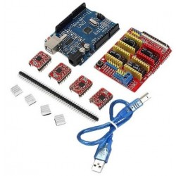 Kit Shield CNC Arduino Uno...