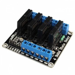 4 Solid State Relay module