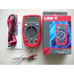 Multimetro Mini Digital - UNI-T - UT33C