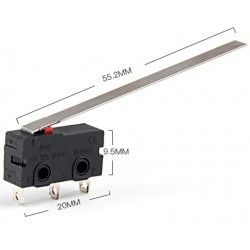 Long Lever Microswitch