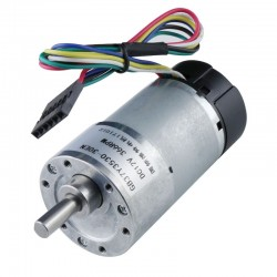 Motor 12V DC com Encoder...