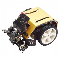 Plataforma robótica Max:bot...