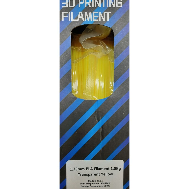 PLA - Transparent 1.75mm 1Kg