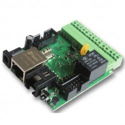 LAN controller with relay V2.0