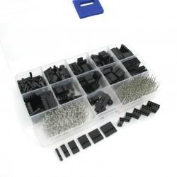 Kit conectores 2.54mm 620pcs