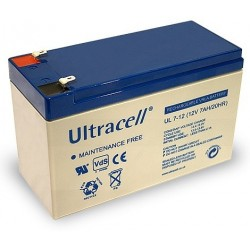 Ultracell batterie UL...