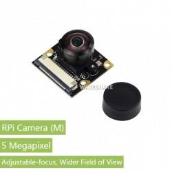 RPi Camera (M), Lente olho...