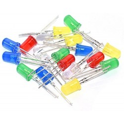 5mm LED Pack (100 pcs)