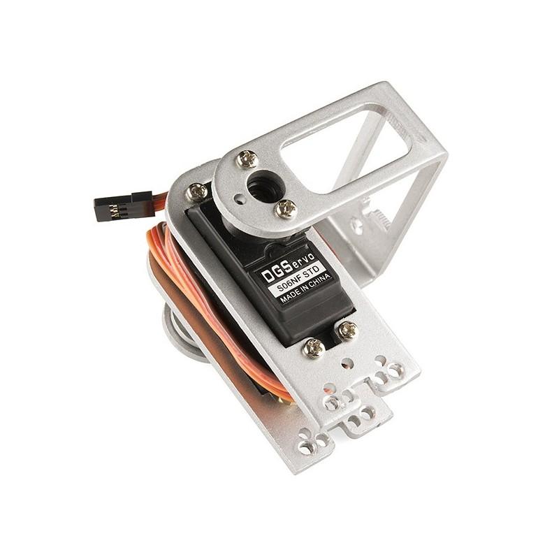 ROB-11674- Robotic Claw Pan/Tilt Bracket